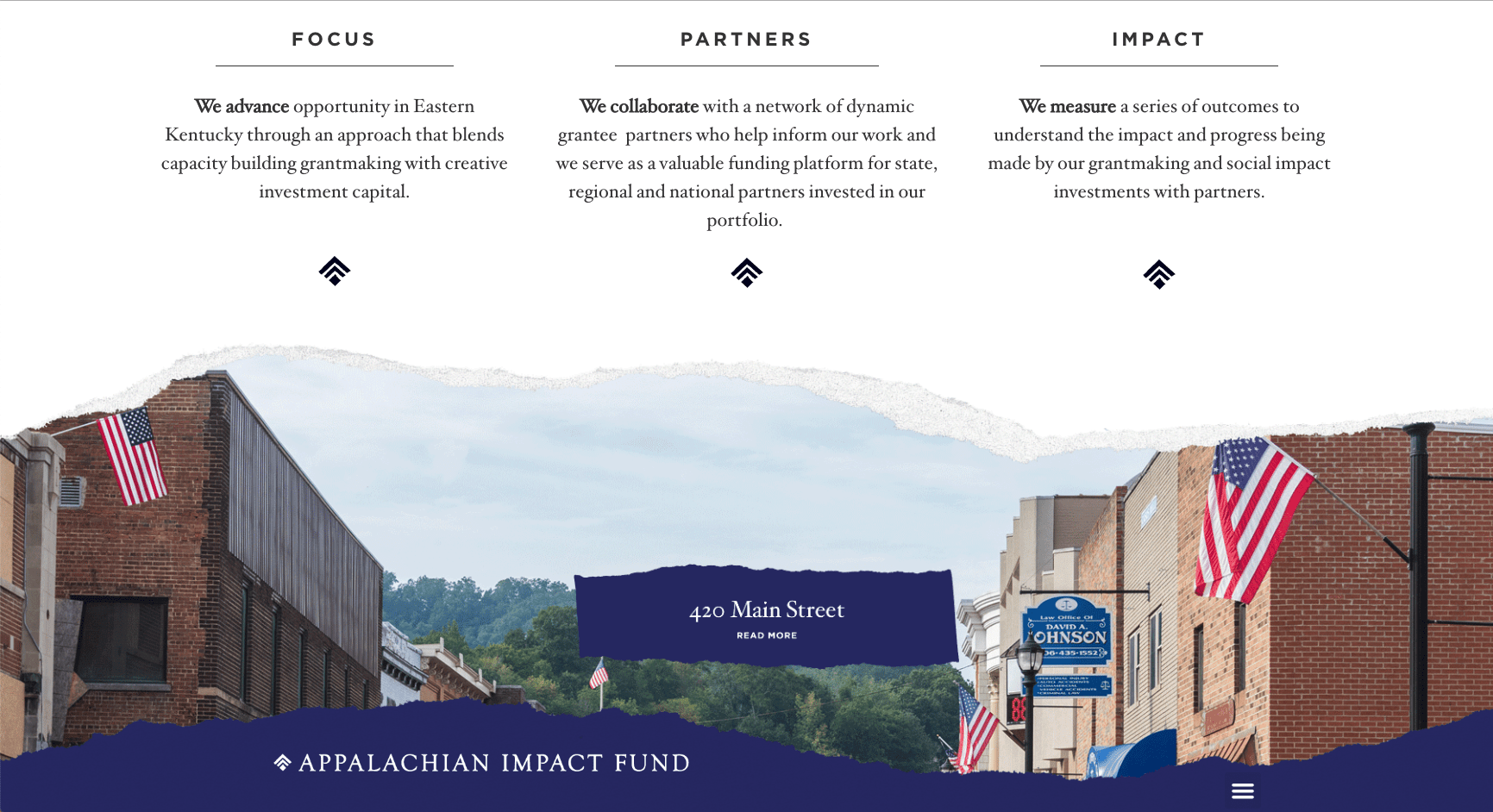 appalachian impact fund