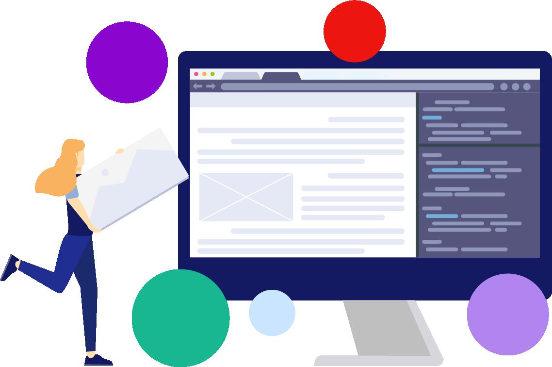 web development asset