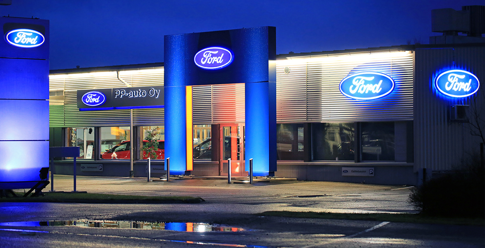 ford dealership untitled firm case study